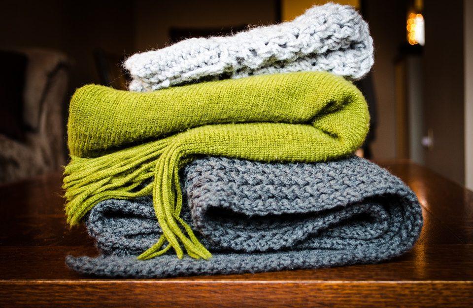 Pesante coperta - Cappotto termico