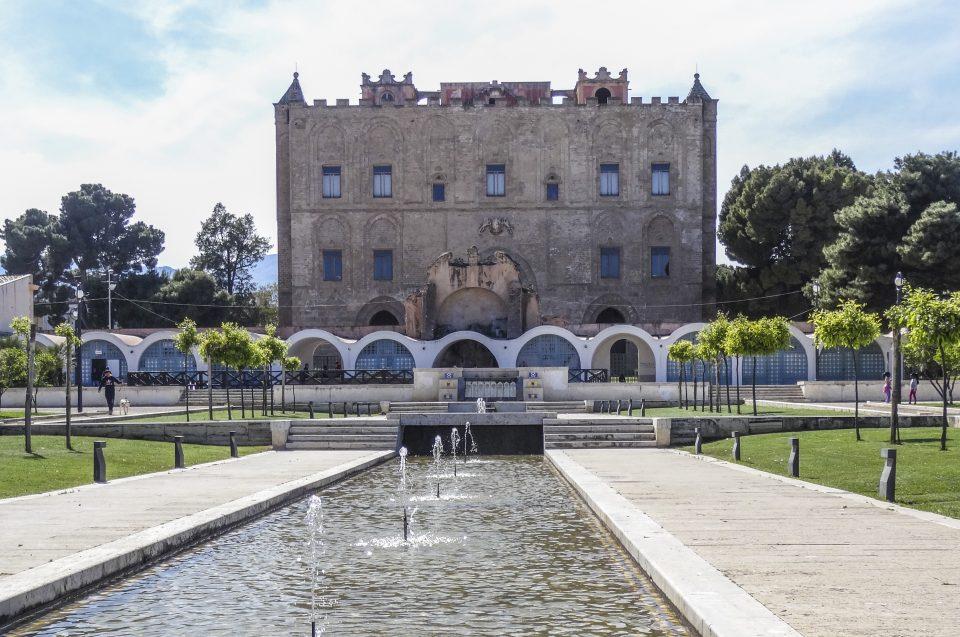 La Zisa di Palermo - Acqua