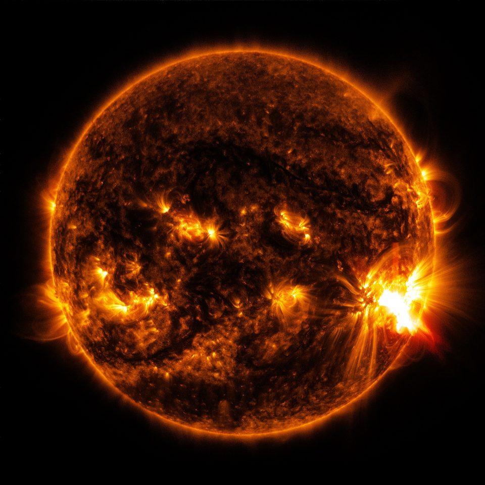 Sole - Radiazioni solari